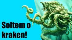 Soltem o Kraken - Lula gigante encontrada! https://www.youtube.com/watch?v=JH5Xi59JsxI