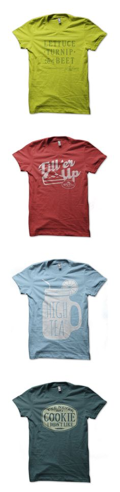 Creative Parc | The Ridge T-shirts