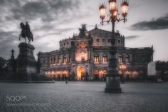 Semperoper by mariorudolph #architecture #building #architexture #city #buildings #skyscraper #urban #design #minimal #cities #town #street #art #arts #architecturelovers #abstract #photooftheday #amazing #picoftheday