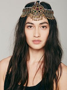 Free People Kuchi Headpiece, $78.00