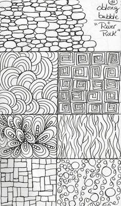 Luann Kessi ~ Sketch Book 3 #doodle #pattern Doodles Zentangles, Tangle Doodle, Tangle Art, Zentangle Drawings, Zentangle Patterns, Doodle Drawings, Doodle Art, Mandala Drawing, Zen Doodle Patterns