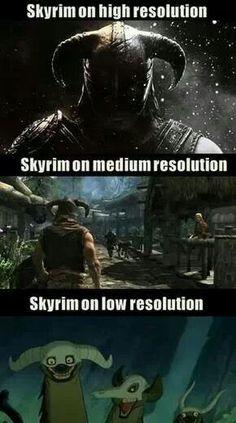 Skyrim - http://videogamedirectory.net/?s=skyrim