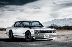 1971 nissan skyline, another dream