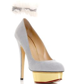 Dolly Signature Ankle Detail Shoes by Charlotte Olympia #dolly #matchesfashion