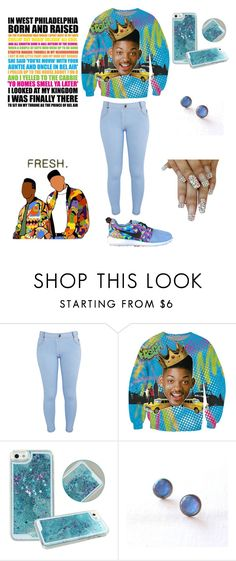 """""""Fresh prince of bel air """" by fatalbertsquad ❤ liked on Polyvore featuring Influence, women's clothing, women, female, woman, misses and juniors"""