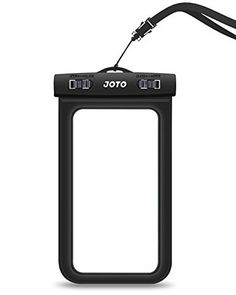 """Product review for Universal Waterproof Case, JOTO CellPhone Dry Bag Pouch for Apple iPhone 6S 6,6S Plus,7 SE 5S, Samsung Galaxy S7, S6 Note 5 4, HTC LG Sony Nokia Motorola up to 6.0"""" diagonal -Black -  Joto universal waterproof case for large smartphones with diagonal up to 6.0 inch, the jot waterproof case is ipx8 certified to 100 feet. With a secure snap lock system, it allows you to submerge your device up to 100 feet deep without worrying about water damage. The case fe"""