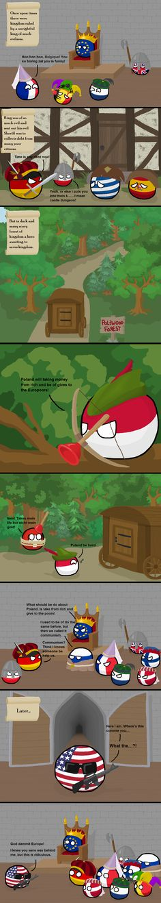 """The Outlaw""  by peritektikum #polandball #countryball #flagball"