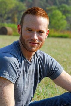 aaron lee smith SEXY ginger!!!!!