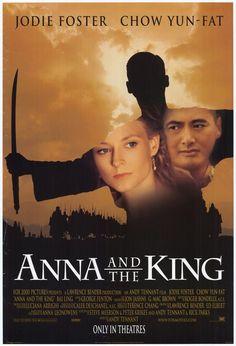 Anna e o Rei (Anna and the King), 1999.