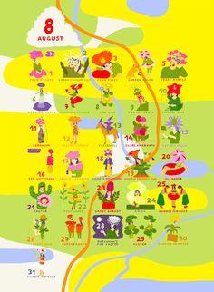 365 FLOWERS - kentaro sagara