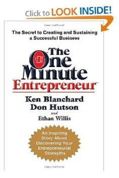 Good Reads: The One-Minute Entrepreneur