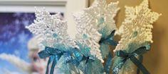 2014 Halloween Frozen Snowflake Party Decorations - Themed Birthday Ideas, Decor for 2014 Halloween