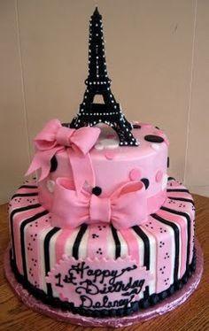 Upea kakku!