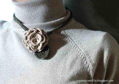 Un fiore + una foglia