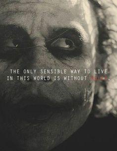 The Joker - Heath Ledger Quotes Best Joker Quotes. The Joker - Heath Ledger Quotes. Why So serious Quotes. Heath Joker, Der Joker, Joker Art, Batman Art, Batman Robin, Joker Pics, Joker Batman, Gotham Batman, Citations Jokers