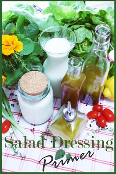 1000+ images about Salad Dressings on Pinterest | Salad Dressings ...