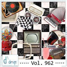 Vol. 962 - Fifties Mix by Doudou's Design