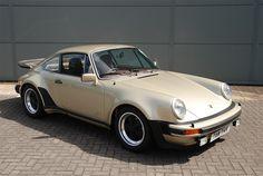 1977 Porsche 930 3.0 Turbo