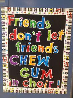 Posted on my classroom door.