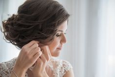 Wedding Series : La mise en beauté - Si&talk Blog Blog, Wedding, Hair Style, Mariage, Blogging, Weddings, Marriage, Casamento
