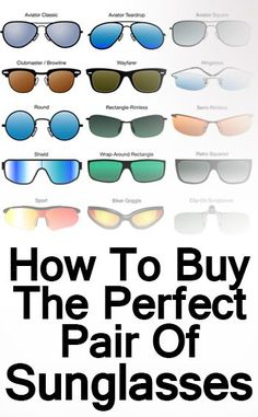 How To Purchase Perfect Pair Of Shades For Your Face Shape Face Shape Sunglasses, Glasses For Your Face Shape, Men's Sunglasses, Sunnies, V Shape Face, Face Shapes, Super Glasses, Glasses Sun, Real Men Real Style