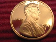 2018 lincoln penny.  2018 cool amazing 1995 s lincoln gem proof memorial penny 2017 2018 check more  at http throughout lincoln penny