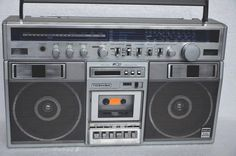 toshiba vintage boombox from $389.0.....................Please save this pin.   .............................. Because for vintage collectibles - Click on the following link!.. http://www.ebay.com/usr/prestige_online