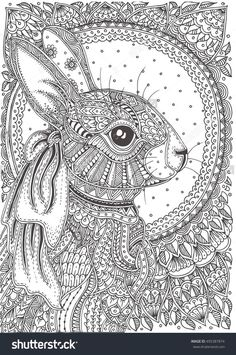 Image result for adult coloring pages animal patterns #mandalascalados