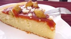 Salvadorean Dessert Pizza (with sweet plantains & guava sauce)