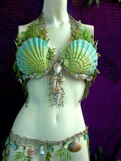 Mermaid top