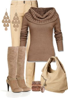 """Neutral territory"" by madamedeveria on Polyvore"
