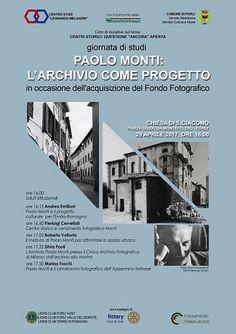 Oggi a Forlì giornata di studi Paolo Monti: larchivio come progetto