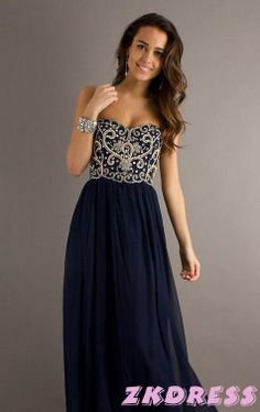 I am fully aware I do not need a prom dress, but this is gorgeous. I would have worn this!