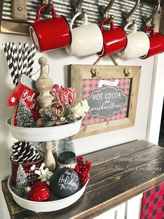 Below are the Rustic Winter Kitchen Ideas After Christmas. This article about Rustic Winter Kitchen Ideas After Christmas was posted … After Christmas, Christmas Home, White Christmas, Christmas Crafts, Christmas Ideas, Plaid Christmas, Christmas 2019, Christmas Cookies, Vintage Christmas