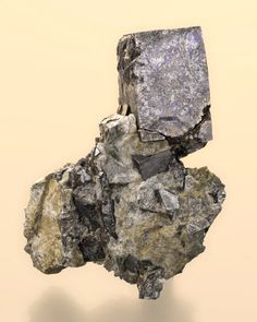 S17036 - Cobaltite - Brazil Lake Occurrence, Foster Township, Sudbury District, Ontario, Canada