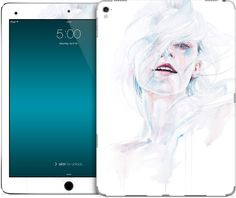 Ghost In Your Mind iPad Skin