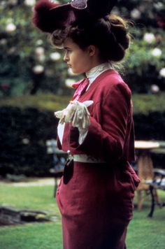 Helena Bonham Carter in Getting It Right (1989)