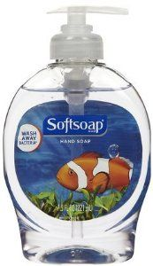 Softsoap Aquarium Series Liquid Hand Soap, 7.5 oz (Quantity of 6) by Unknown. $66.00