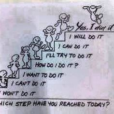 Steps of life