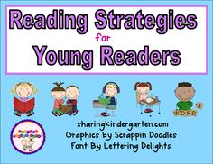 Sharing Kindergarten: Reading Strategies