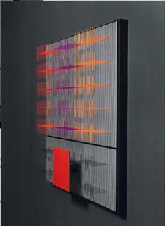 JESÚS RAFAEL SOTO http://www.widewalls.ch/artist/jesus-rafael-soto/ #contemporary #art #kineticart #opart