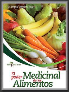 El poder medicinal de los alimentos / Jorge D. Pamplona Roger. Nuestra salud y bienestar dependen, más que de ningún otro factor, de los alimentos que ingerimos cada día. Mientras que algunos alimentos pueden ser causa de enfermedad, otros son capaces de prevenir, de aliviar y hasta de curar nuestras dolencias.