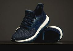 One of adidas' newest running shoes that blurs the lines between strictly functional performance and a stylish casual sneaker, the Pure Boost ZG, arrives in one of its best colorways yet. The lightweight and springy runner that combines an EVA … Continue reading →