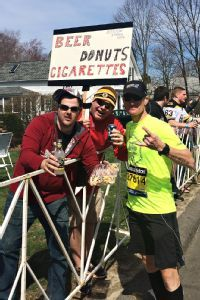 2014's Boston Marathon was a spiritual experience for ESPN's Marty Smith