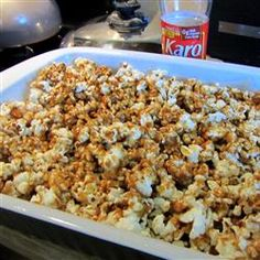 Classic Caramel Corn Allrecipes.com