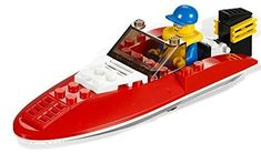 Lego City 4641 - Speedboot » LegoShop24.de