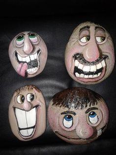 Best 11 Painted by Linda Steidley – – Rock Painting Patterns, Rock Painting Ideas Easy, Rock Painting Designs, Pebble Painting, Love Painting, Pebble Art, Painted Rocks Craft, Hand Painted Rocks, Stone Crafts