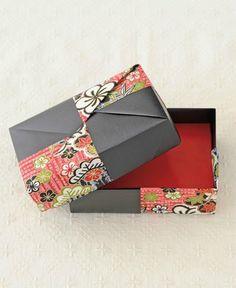 boite origami faciles