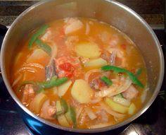Esta é mais uma receita com tradição Angolana. É muito típico fazer este prato na culinária angolana. A gastronomia africana, recebeu influências de várias partes do mundo. A culinária africana …