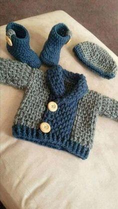 Baby Granpa Cardi Source by adonicarlos – Babykleidung Crochet Baby Clothes Boy, Crochet Baby Sweaters, Crochet Baby Jacket, Crochet For Boys, Cute Crochet, Boy Crochet, Crochet Cardigan, Crochet Baby Cardigan Free Pattern, Cardigan Sweaters